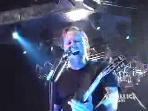 Metallica Wherever I May Roam (MetOnTour - Moline, IL - 2008)