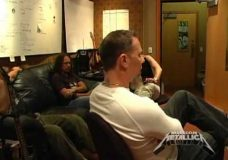 Mission Metallica Fly on the Wall Platinum Clip (May 31, 2008)