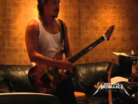 Mission Metallica Fly on the Wall Clip (August 20, 2008)