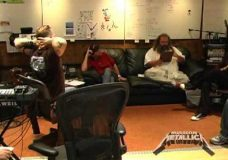 Mission Metallica Fly on the Wall Platinum Clip (August 25, 2008)