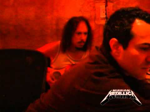 Mission Metallica Fly on the Wall Platinum Clip (July 8, 2008)
