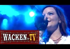 Nightwish — 2 Songs — Live at Wacken Open Air 2008