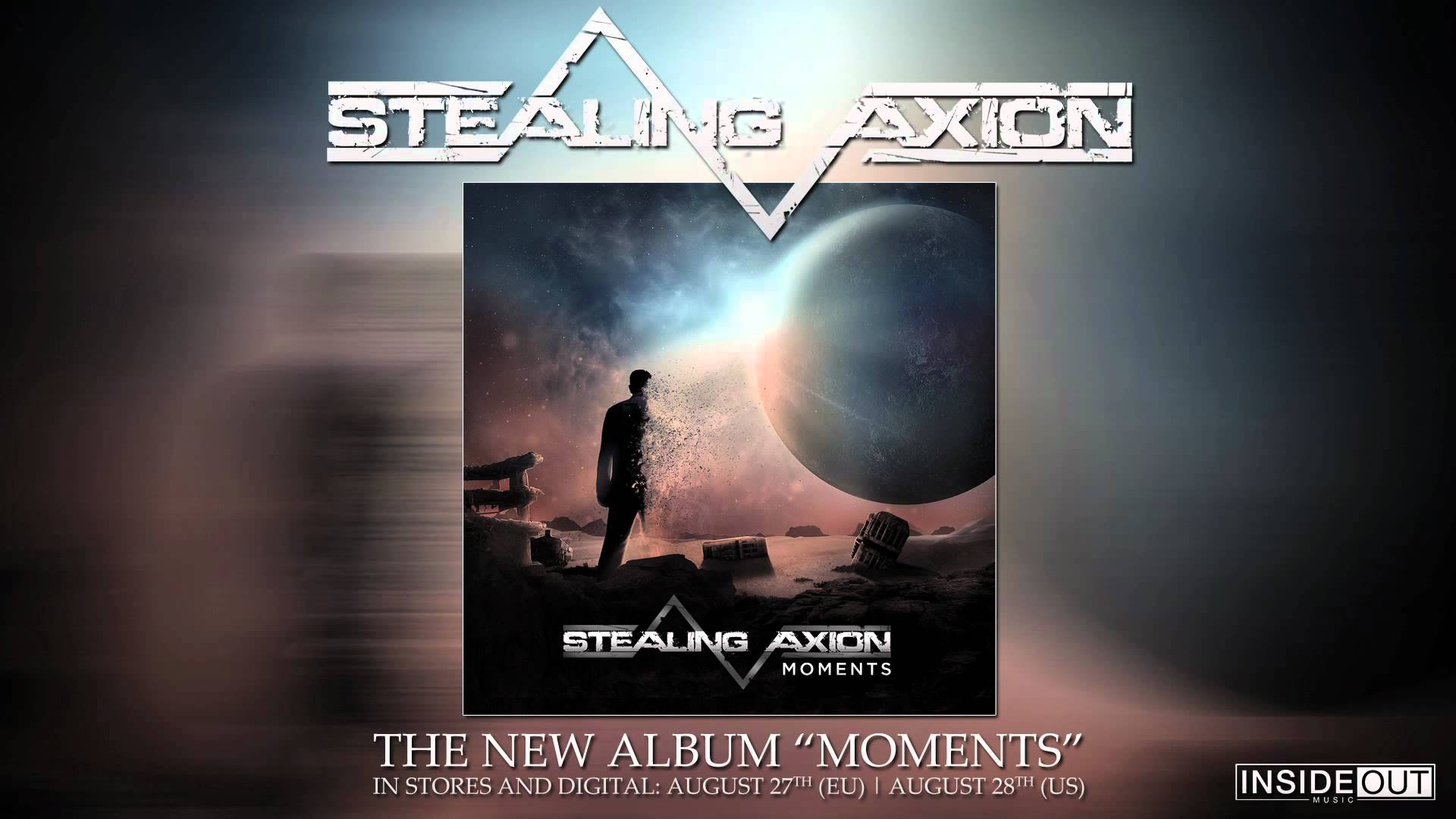 STEALING AXION - Mirage Of Hope (OFFICIAL ALBUM TRACK)