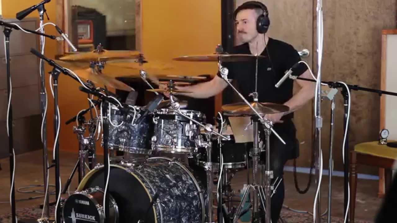 Trioscapes 'Digital Dream Sequence' - Drum Demonstration
