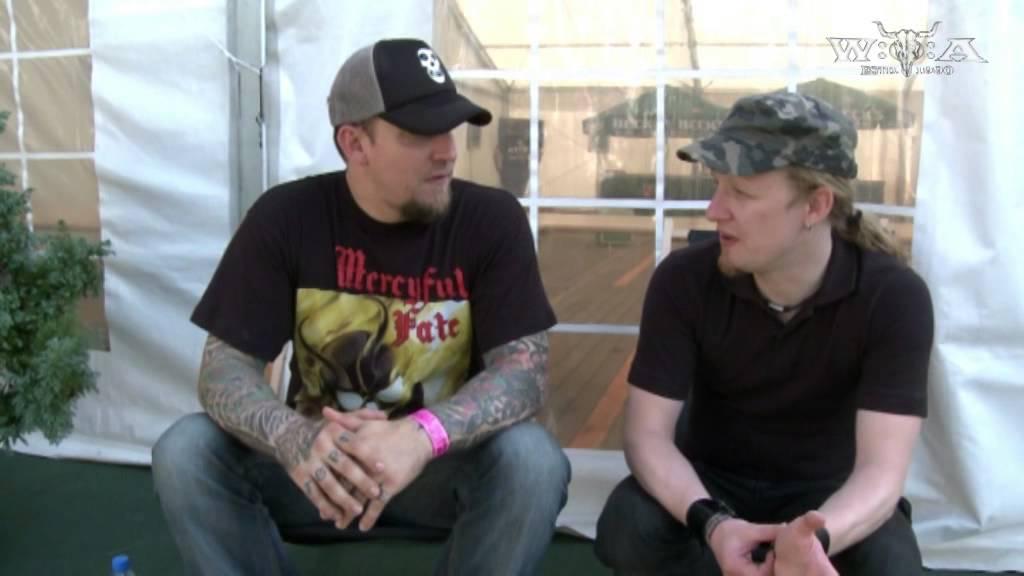 Volbeat - Interview at Wacken Open Air 2009