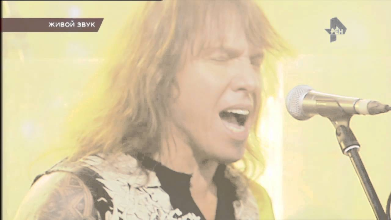 Крещение огнём. Живой концерт группы 'Ария' в 'Соль' на РЕН ТВ