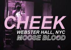 Moose Blood — Cheek (Official Music Video)