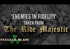 SOILWORK — Enemies In Fidelity (OFFICIAL TRACK)