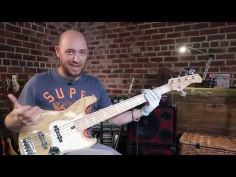 5 причин почему Вам не нужен 5 струнный бас (урок бас гитара)