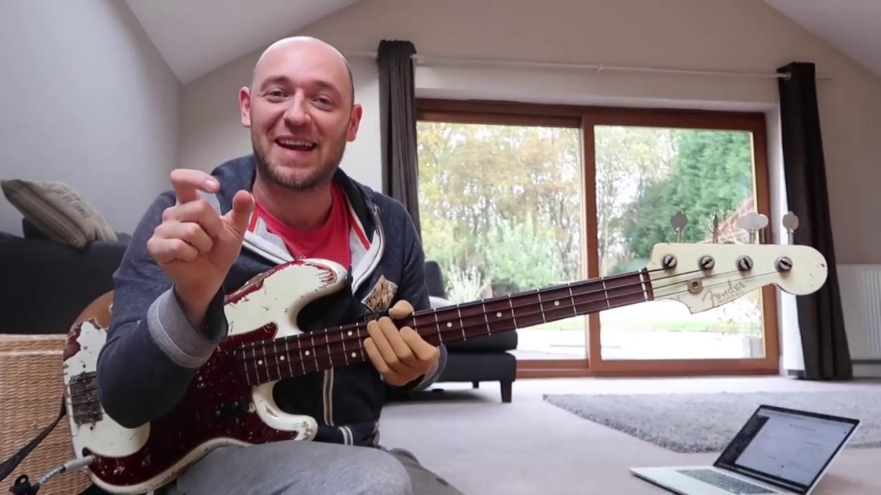 6 ошибок при игре шагающего баса (бас-гитара урок)