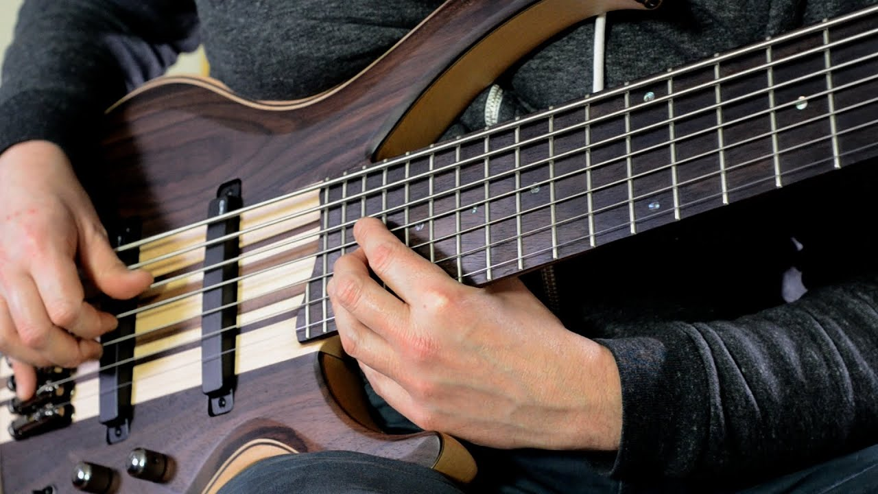 7-STRING BASS... LET'S HAVE SOME FUN )