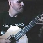 'Dee' by Randy Rhoads Played on Two Classical Guitars