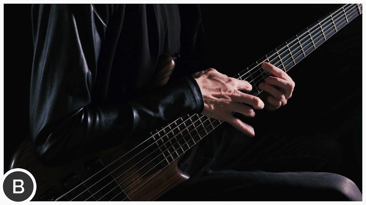 'MYSTERIOUS' BASS TAPPING
