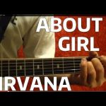 About a Girl NIRVANA Guitar Lesson Beginner