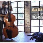 Adam Ben Ezra — AWESOME UPRIGHT BASS SOLO