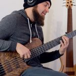 Adamovic 'The Dark' Concept Bass