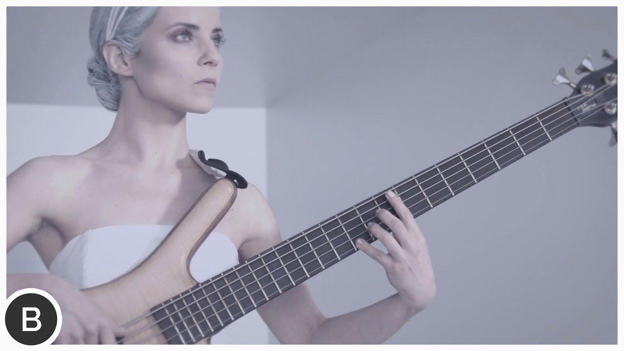 AMAZING BASS VIDEO - JOANNA DUDKOWSKA