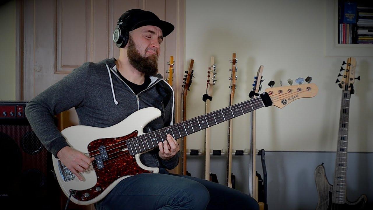 AV Basses 5-String P-Bass