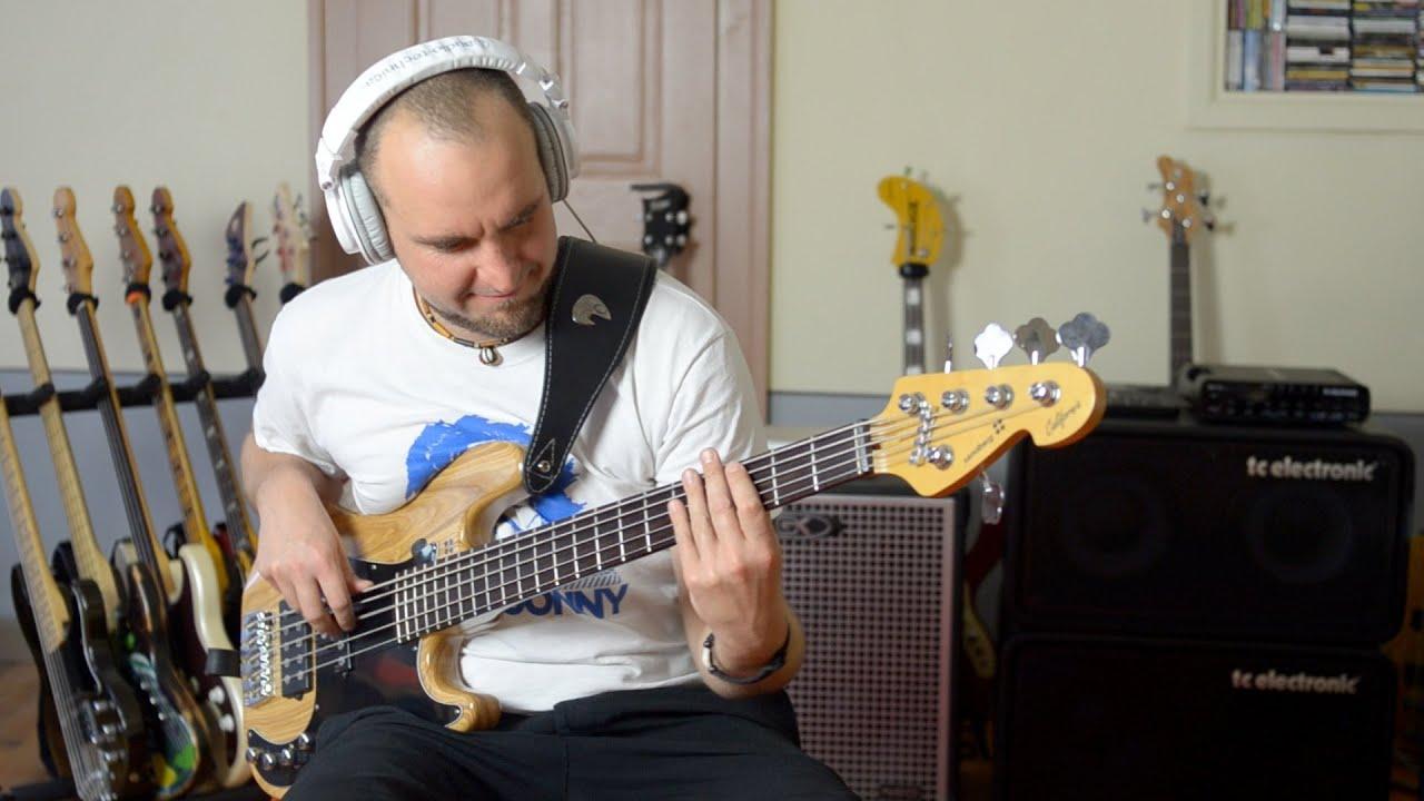 AWESOME FUNKY BASS SONG - Ren Flchsenhaar BassTheWorld.com