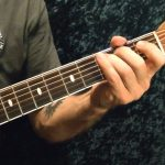 BACKWARDS GUITAR PLAYING Stairway to Heaven Intro
