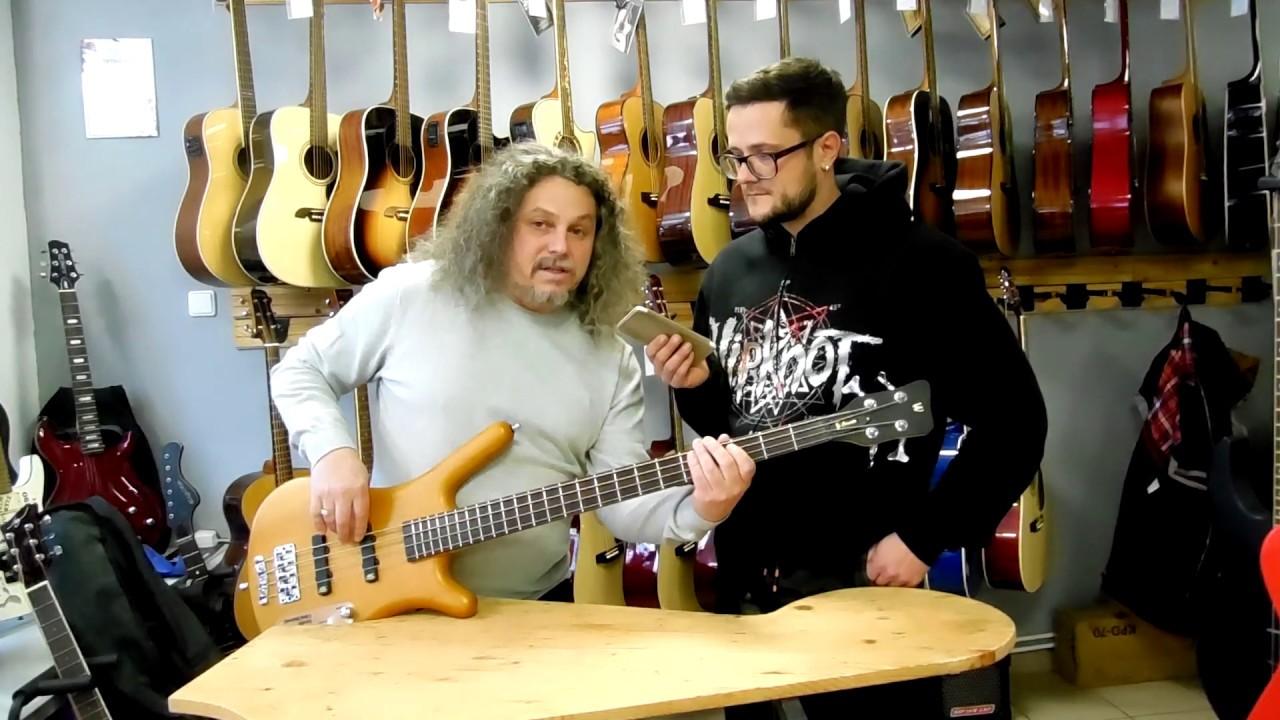 Бас-гитара Настройка анкера, мензуры и высоты струн. Часть 2