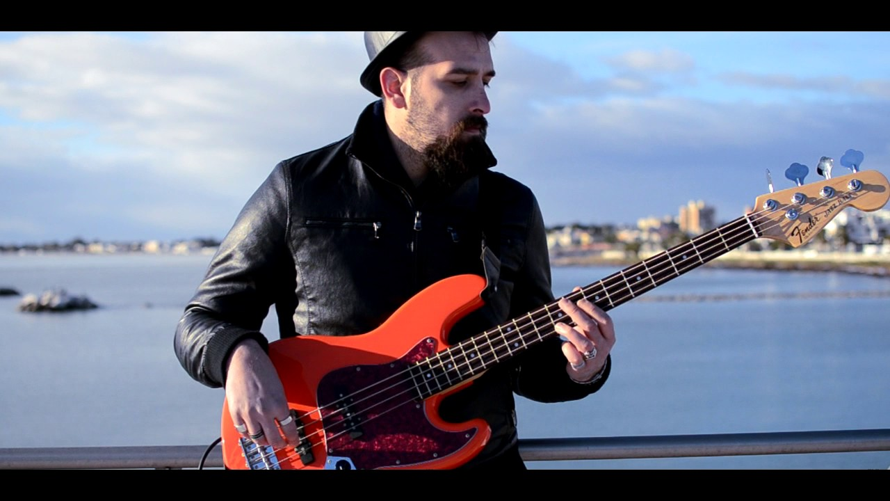 Bassist Daniele Carmone plays 'New Year'