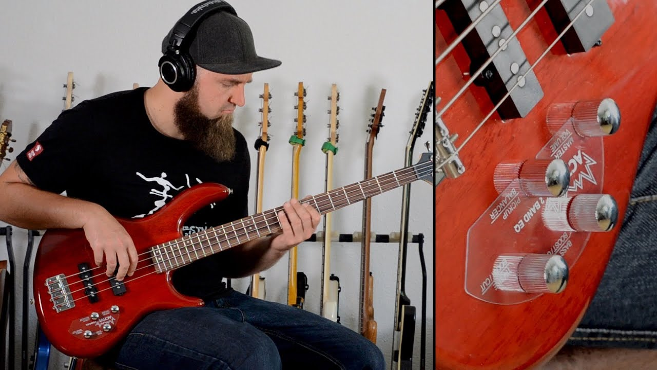 BEGINNERS BASS GUIDE - Cort Action PJ & Action Bass Plus