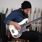 Behind The Scenes — Fretless Groove Recording