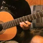 BETH By Kiss Played on the Classical Guitar by BobbyCrispy