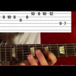 Black Sabbath — BLACK SABBATH — Guitar Lesson