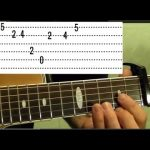 CALIFORNIA DREAMING The Mamas and The Papas Guitar Lesson