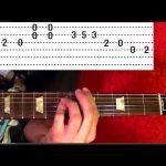 CALIFORNIA GIRLS — The Beach Boys — Guitar Lesson