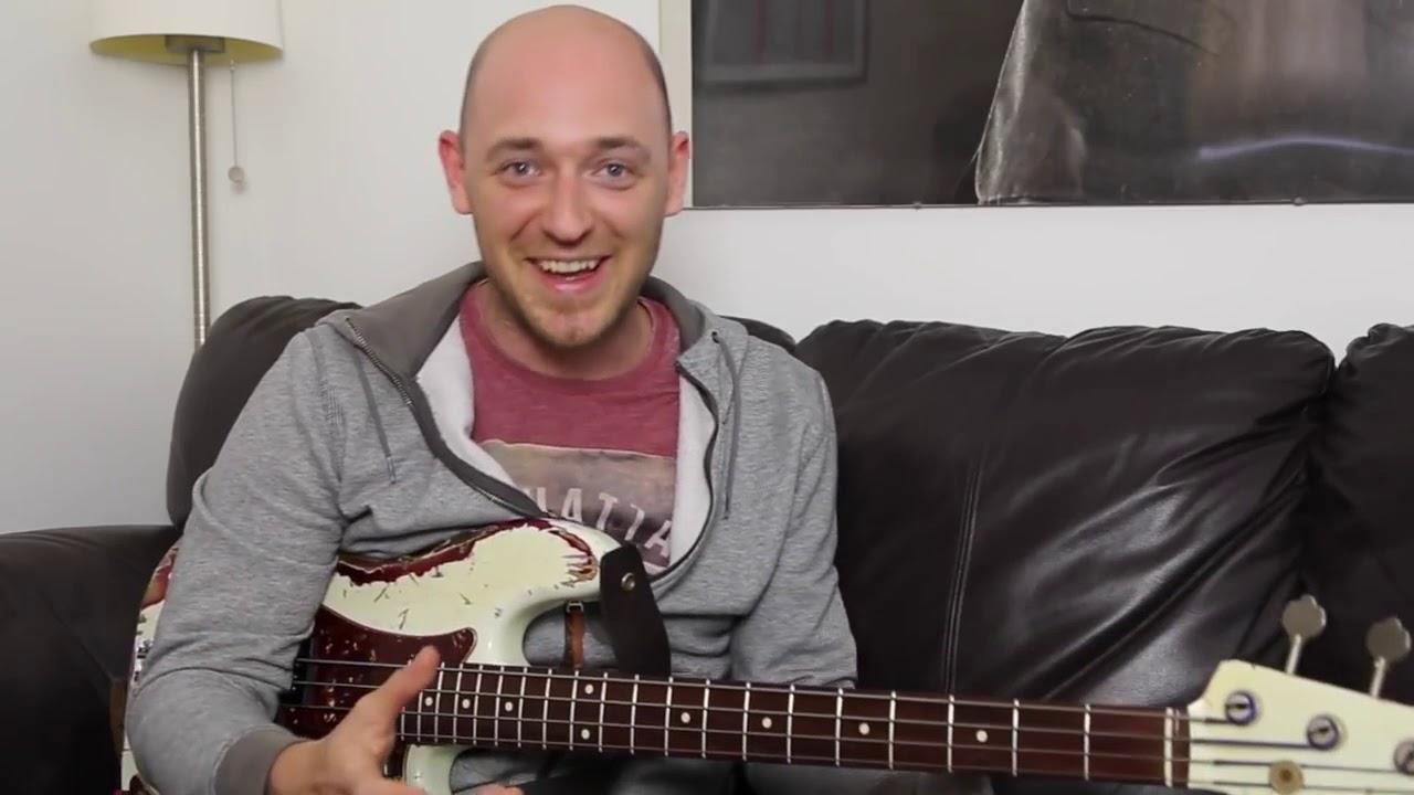 Что самое важное при создании басовой партии (бас-гитара урок)