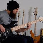 Cort GB-75 JH Bass Demo