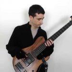 DAMIAN COCCIO - WINTER CLEAR SOLO BASS BassTheWorld.com