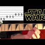 Darth Vader's Theme ( Imperial March ) — Guitar Lesson