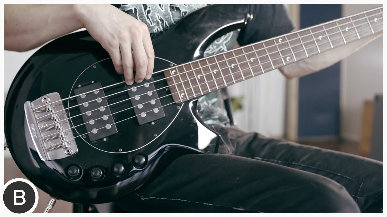 DJENT BASS DUO - THE OMNIFIC