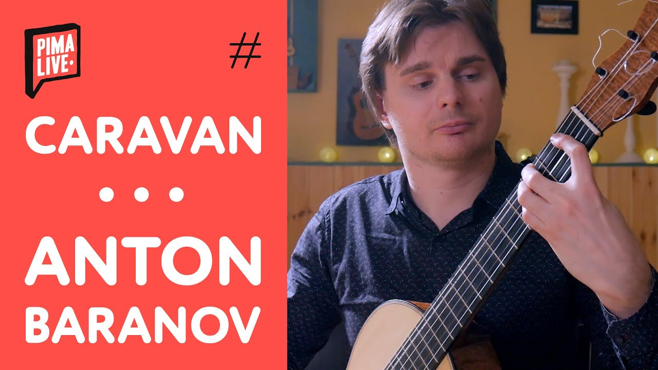 Duke Ellington - Caravan. Played by Anton Baranov.