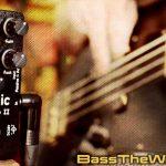 E.W.S. TRI-LOGIC BASS PREAMP II BassTheWorld.com