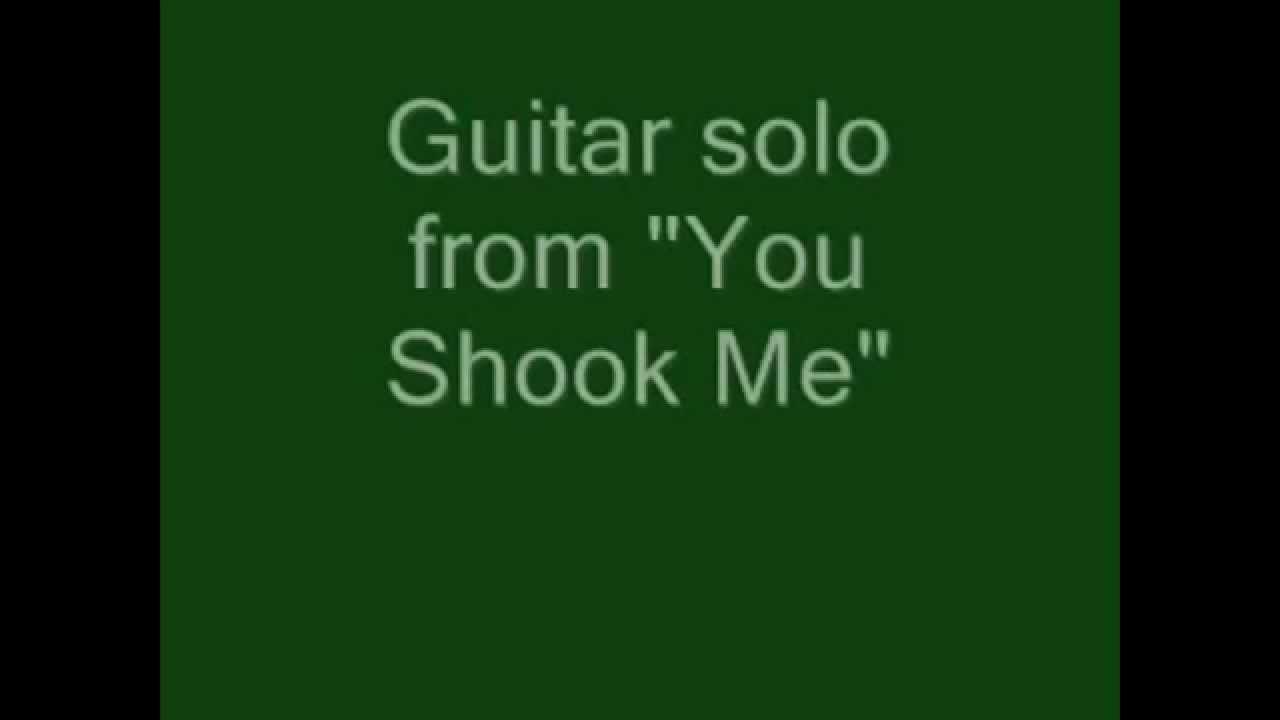 Easy Led Zeppelin Solos by BobbyCrispy