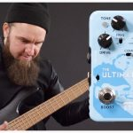 EBS BILLY SHEEHAN ULTIMATE SIGNATURE DRIVE