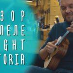 Электроакустическая укулеле Flight Victoria gitaraclub.ru