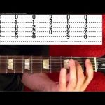 Embryo by BLACK SABBATH — Guitar Lesson