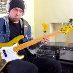 ERG CUSTOM GUITARS JAZZ BASS BassTheWorld.com