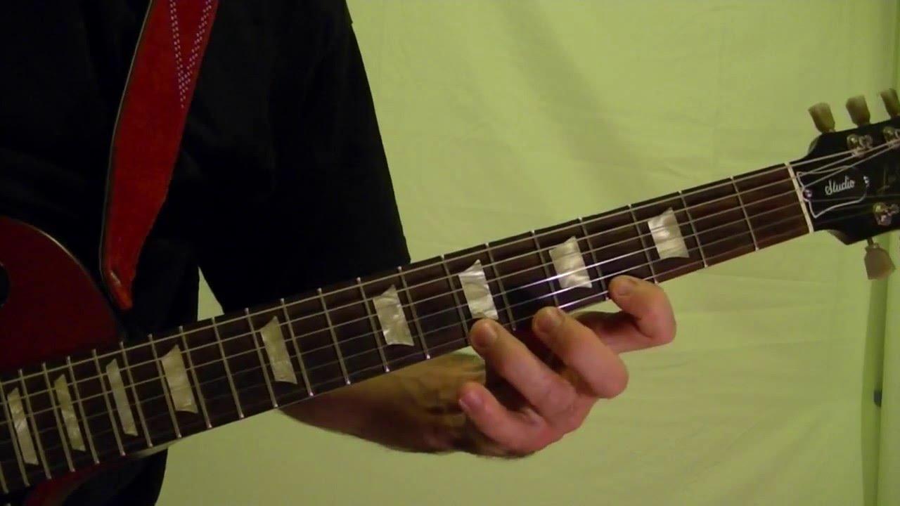 FAST Arpeggios Guitar Lesson