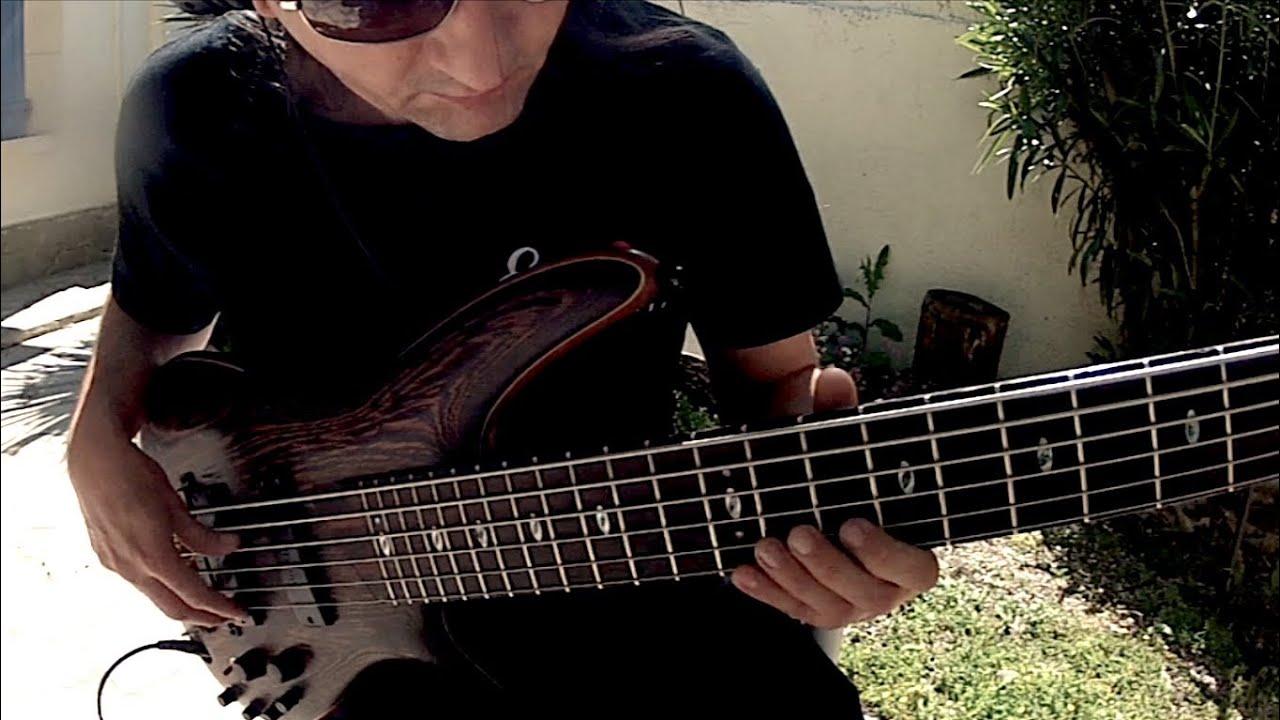 FRANCK HERMANNY - AXE - HEAVY SOLO BASS BassTheWorld.com