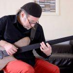 FRANZ BASSGUITARS SIRIUS 4 FRETLESS BASS — RALF GAUCK BassTheWorld.com