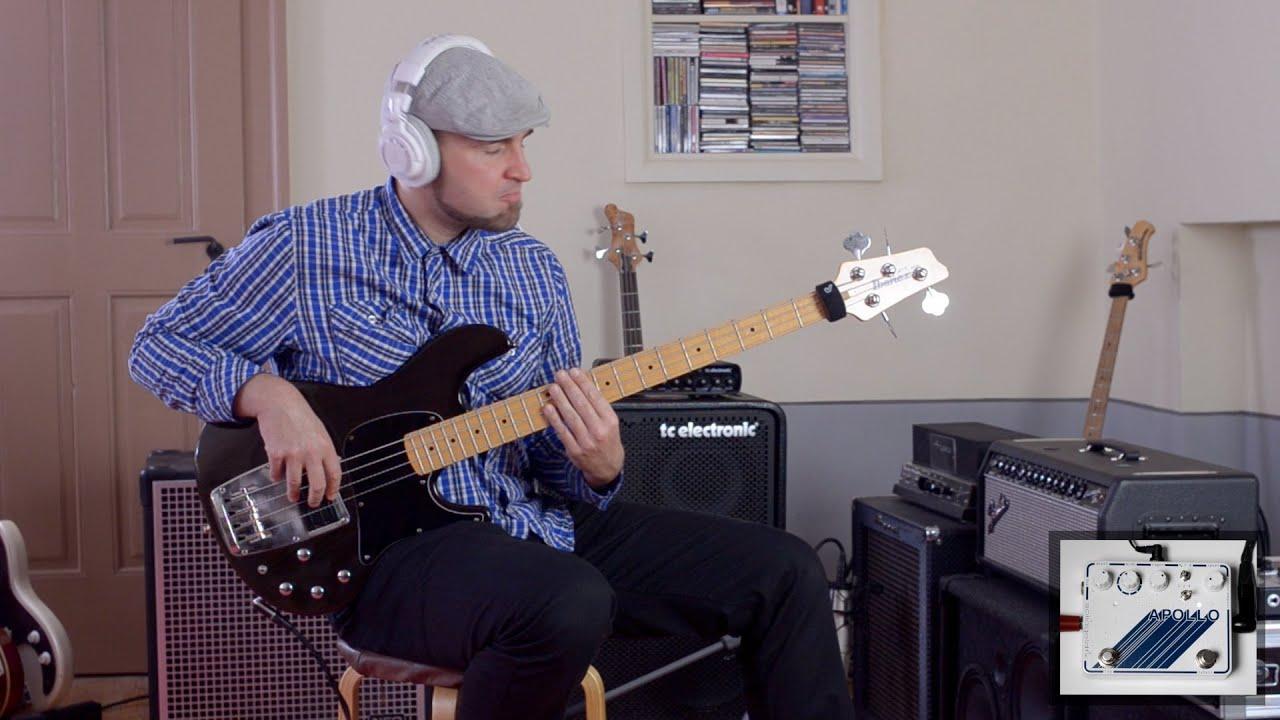 FUNKY APOLLO PHASER SONG - SolidGoldFX BassTheWorld.com