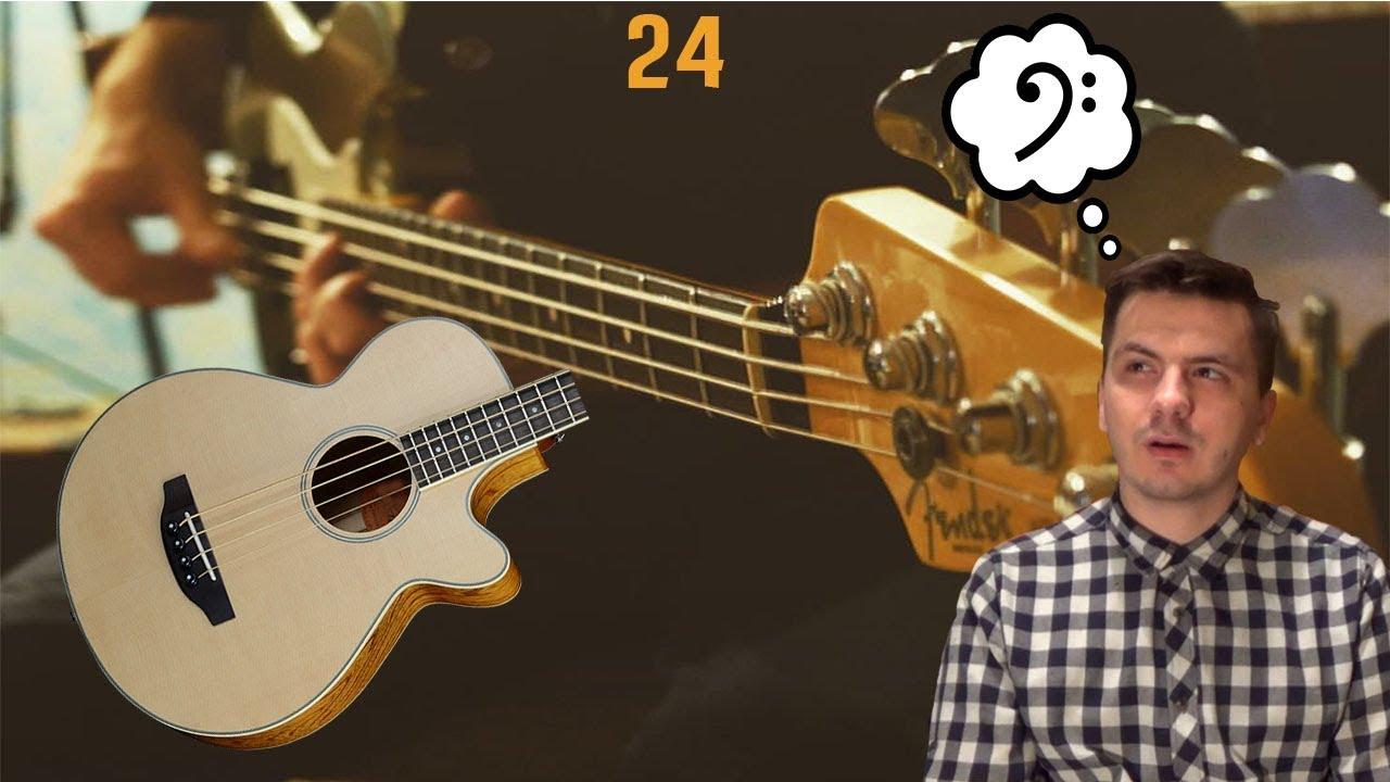 Гайд по акустической бас-гитаре