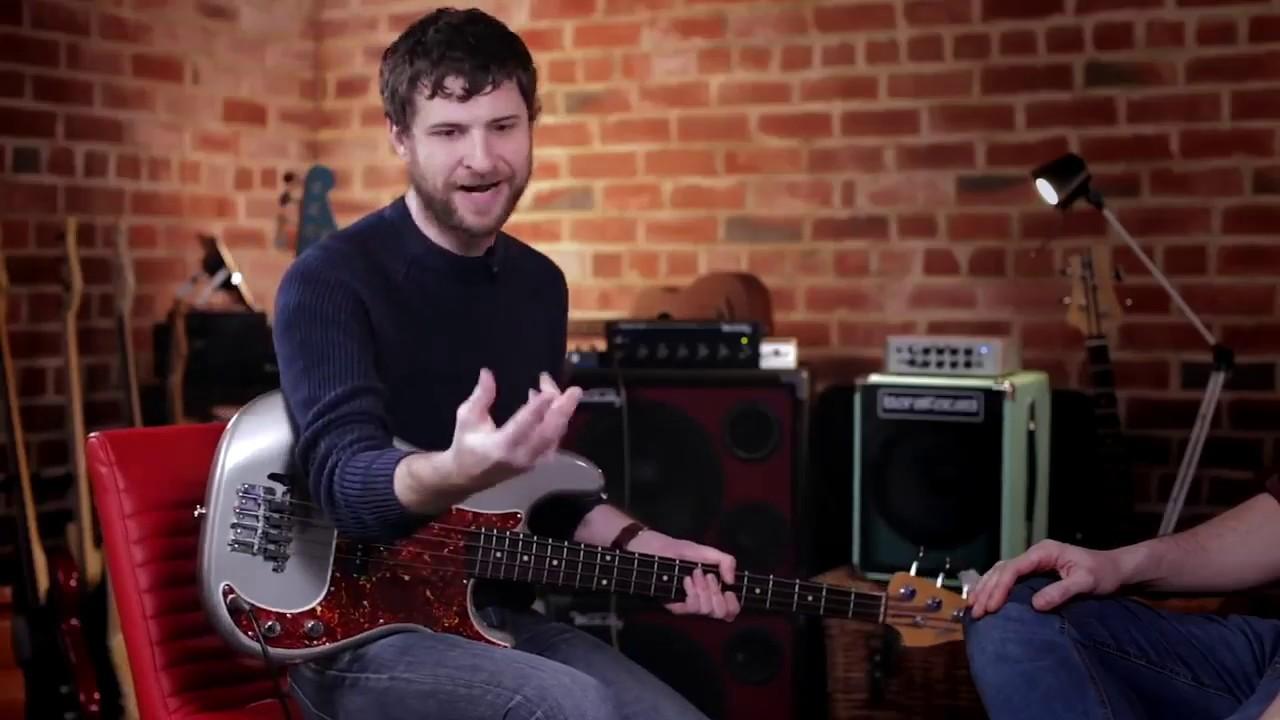 Грув VS Ровная игра от Michael League (бас гитара урок)